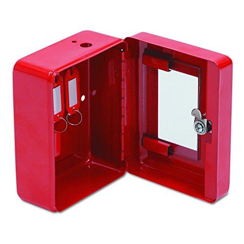 UPC 033983080257, FireKing EK0506 Hercules Emergency Safe, Steel, 0.05 ft3, 4-3/4w x 6d x 3h, Red (FIREK0506)