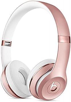 En la oreja los auriculares inalámbricos Beats de Oro rosa: Amazon.es: Electrónica