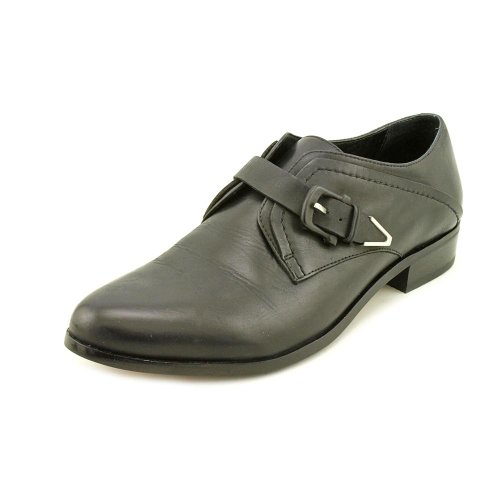 Dolce Vita Mujeres Rustie Oxford Black Leather