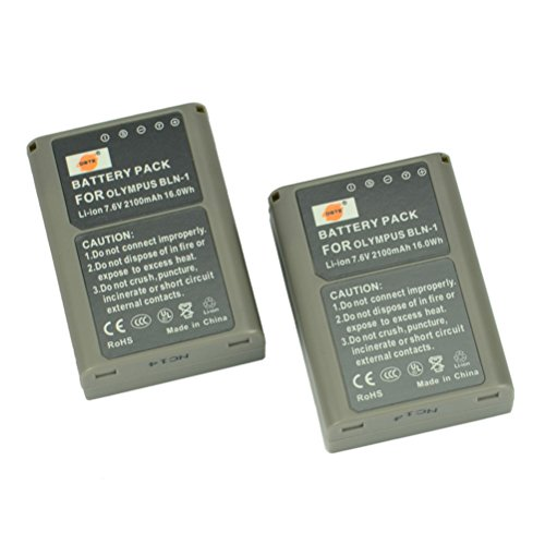 Replacement Li ion Battery Olympus Digital