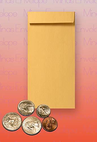 Coin / Cash / Small Parts #7 Kraft Envel...