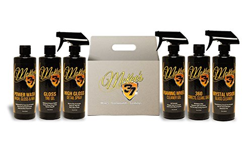 McKee's 37 MK37 6PACK Exterior Car Care Kit (6 Piece)