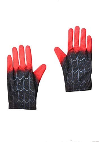 Rubie's Spider-Man: Into The Spider-Verse Child's Miles Morales Spider-Man Gloves
