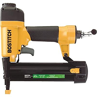 Factory-Reconditioned Bostitch SB-2IN1-R 18-Gauge 1-5/8 in. 2-in-1 Brad Nailer and Finish Stapler Kit