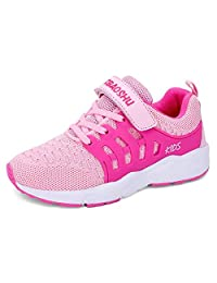 anbi Kids Sneakers Mesh Walking Running Shoes Lightweight Breathable Casual Athletic Sport Shoes for Boys and Girls(Little Kid/Big Kid)