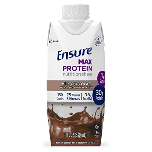 Ensure Max Protein Nutrition