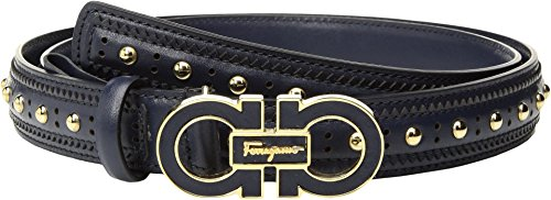 Salvatore Ferragamo Women's 23B513 Belt Mirto 100 (40'' Waist) by Salvatore Ferragamo