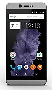 Smartron T5511 VOLTE ( 4GB RAM Model with 5.5-inch 1080p display, Octa-Core, 64 GB ROM (Reliance Jio 4G Sim Support) 64 GB Internal Memory and 13 Mpix FHd Smartphone in