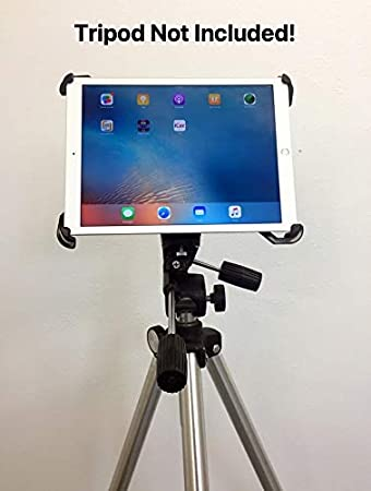Caddie Buddy Tripod Mount//Holder for Filming and Taking Pictures of Sporting Events /… iPad Mini Fits All iPad minis 1,2,3,4