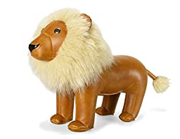 Zuny Classic Series Lion Tan Animal Bookend