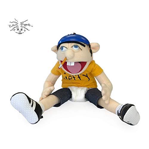 85700c9c0252 Amazon.com: Jeffy Jeffy puppet made by Evelinka: Handmade