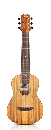 Cordoba Mini O Travel Acoustic Nylon String Guitar With Cordoba Gig Bag