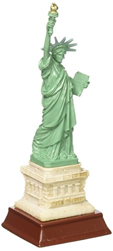 "Great Places To You Statue of Liberty Replica, Statue of Liberty Souvenirs, New York Souvenirs, 5"" H"