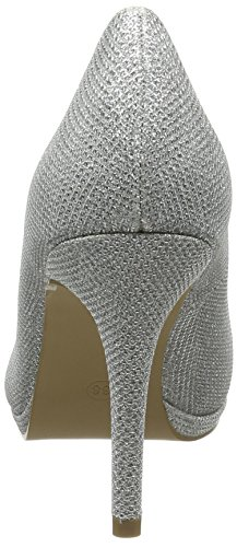 Pink by Paradox of London Women's Alexandra Platform Heels Silver (Silver) gHTde