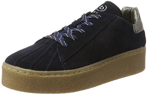 Dark Trainers 422288011400 Blue Bugatti Blue 4100 Blue Dark Blau Women's vxTvw5qI