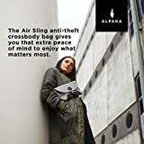 Air Sling Bag by ALPAKA | Sling Bag for