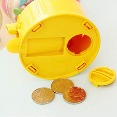 (Candy Machine - Home Plastic Candy Machine Money Bank Gift Storage Box Presents Amp Lover Yellow Selling - Classic Coin Toys Hello Rack Skittles Labels Home Wood Shield)