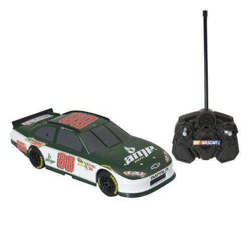 NASCAR Radio Control 1:24th Replica Dale Jr. (Amp Energy) 27Mhz Ch A