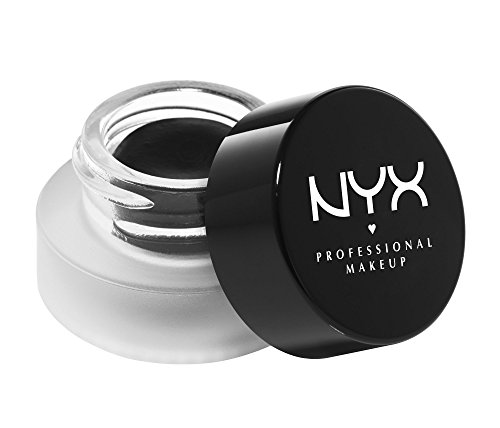 NYX PROFESSIONAL MAKEUP Epic Black Mousse Liner, 0.106 Ounce