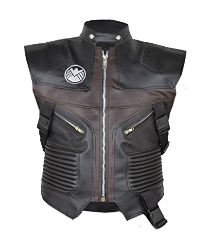 Leather Vest For Sale - 4