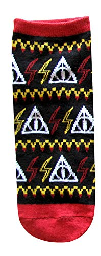 Hyp Harry Potter Sorting Hat Our Choices Juniors/Womens 5 Pack Ankle Socks Size 4-10 - http://coolthings.us