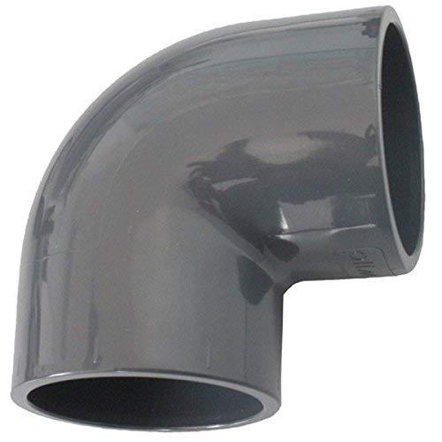 GOMITO 90°  PVC DIAMETRO TUBO  32 A  INCOLLARE