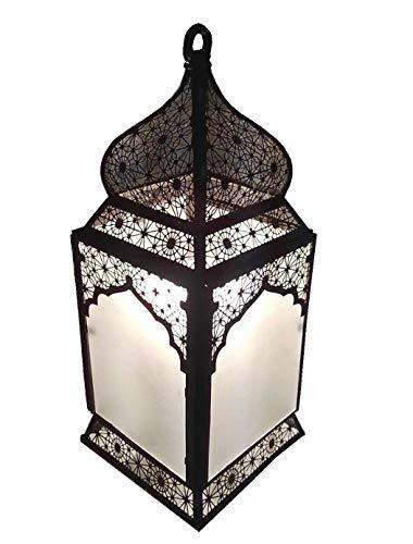Egyptian Brass Pendant Light