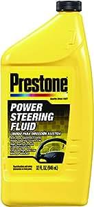 Prestone pack of 1 as261 power steering fluid - Prestone interior cleaner walmart ...
