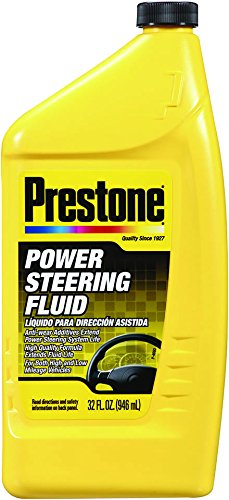 Prestone Pack of 1 AS261 Power Steering Fluid-32 oz Bmw 750il Power Steering