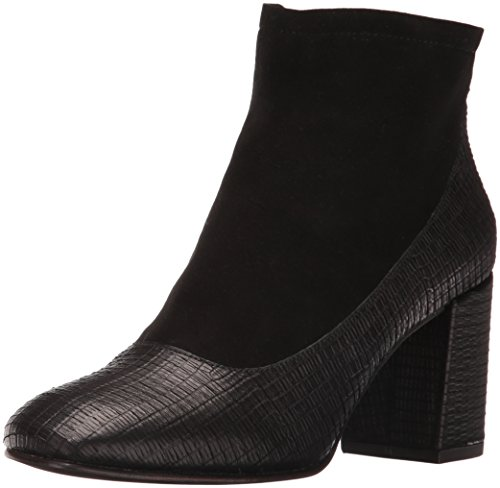Coclico Bootie Women's Black Leo Ankle ZgZwrq