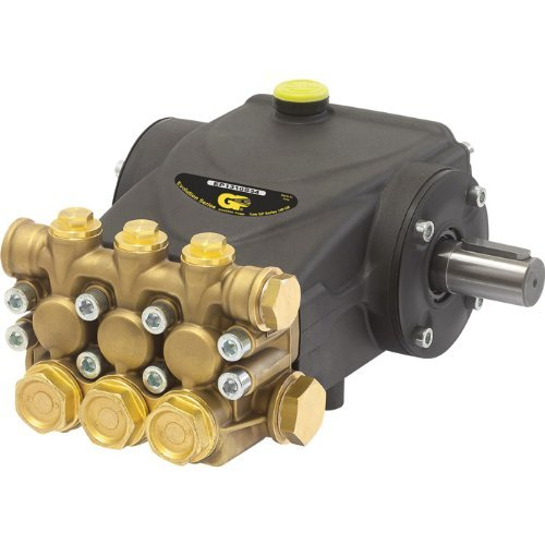General Pump Triplex Pressure Washer Pump - 4000 PSI, 4.0 GPM, Belt Drive, Model# EP1313S34