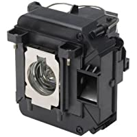 Electrified ELPLP64 Replacement Lamp with Housing for Epson Projectors
