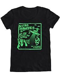 Astro Zombies Punk Mashup Women's T-Shirt