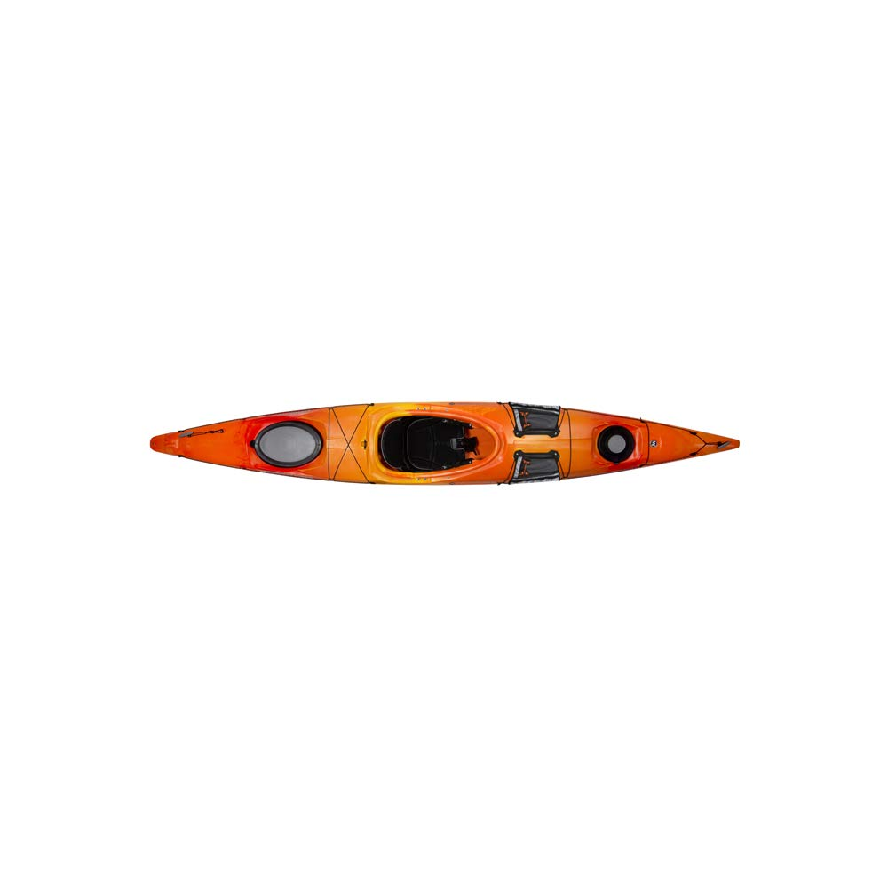 Wilderness Systems 9720408054 Tsunami 140 Kayaks, Mango, 14'