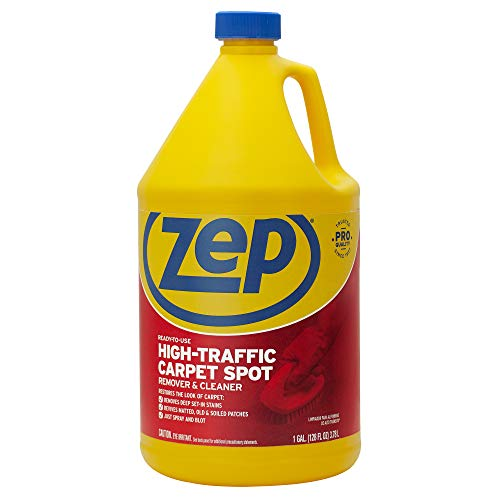 Zep ZUHTC128 High Traffic Carpet Cleaner from Zep