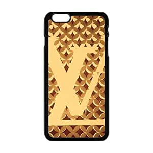 SANLSI LV Louis Vuitton design fashion cell phone case for iPhone 6 plus
