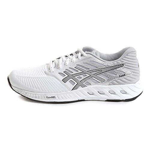 Asics FUZE X Zapatillas deportivas para Running white-black-silver