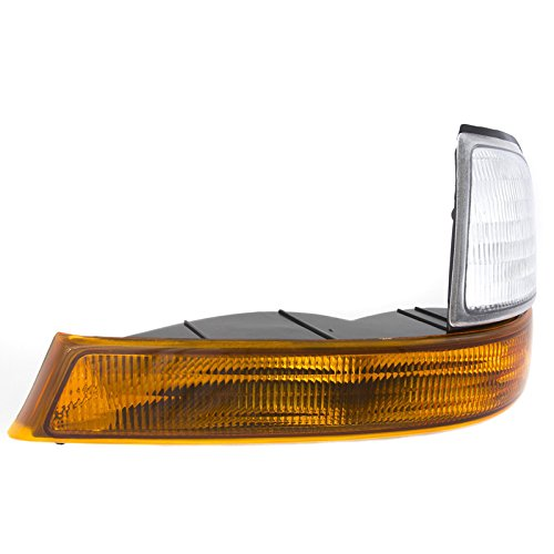 00 Ford Pickup (CarPartsDepot FO2520144 Fit 98-00 Ford Ranger Pickup Side Marker Parking Light Left Side)