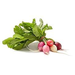 Organic Mixed Variety Radishes, One Bunc...