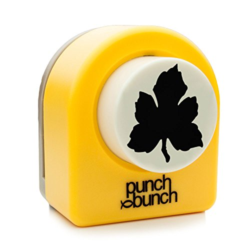 Punch Grape Leaf - Punch Bunch 4/Grapeleaf Large Punch, Grape Leaf