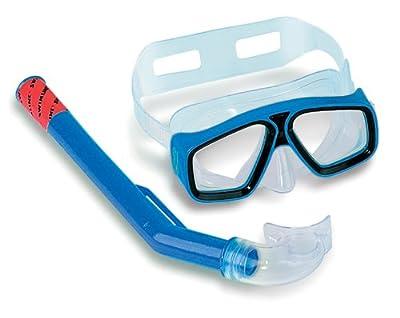 Swimline Thermotech Tetra Mask and Snorkel Set