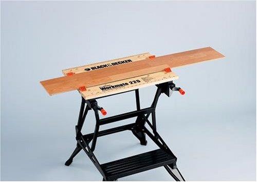 Black Amp Decker Wm225 Workmate 225 450 Pound Capacity