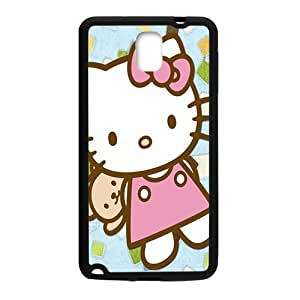 New Style Custom Picture Hello kitty Phone Case for samsung galaxy Note3 Case
