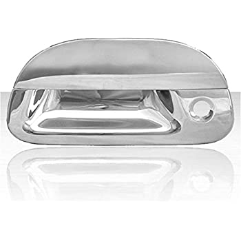 Amazon Com Carrichs Chrome Tailgate Handle Covers 2004