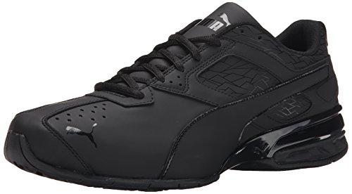 Puma Tazon 6 Fractura El entrenamiento cruzado de zapatos Black