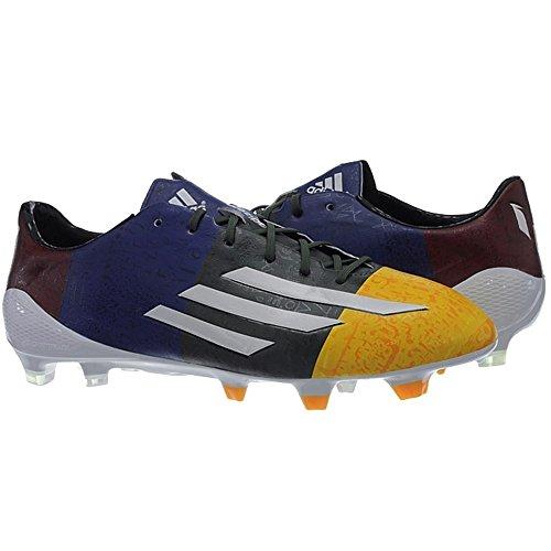 Adidas - F50 Adizero FG Messi - M21777 - Couleur: Jaune - Pointure: 44.6