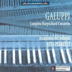 Galuppi: Complete Harpsichord Concertos / Peiretti, et al by Dynamic