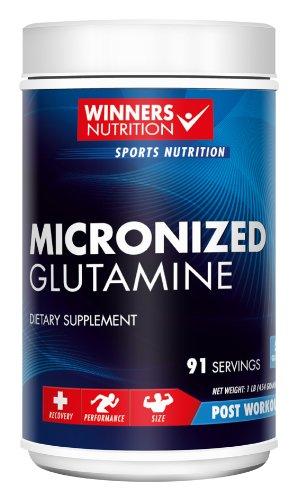 Meilleur micronisé L Glutamine Poudre de supplément pour la musculation - 1 LB - 91 portions