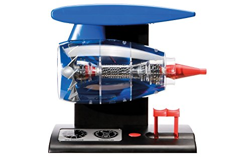 Airfix A20005 Engineer Jet Engine Real Working Model Kit (Jets Rc)