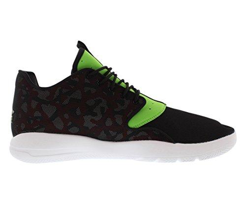 Nike Jordan Eclipse, Scarpe Sportive, Uomo Black/Green/University Red